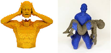 Lego Art 4
