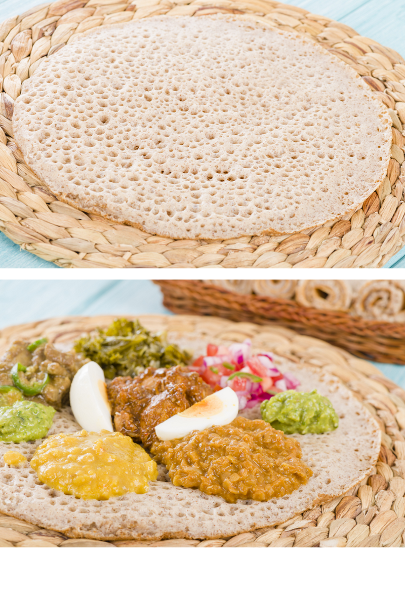 how to make ethiopian bread