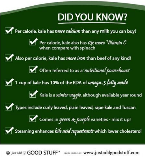 KALE BENEFITS 4