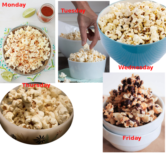 POP CORN RECIPES 1